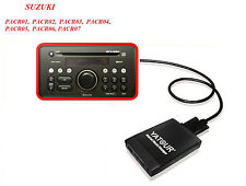 USB SD AUX Adattatore VW Lettore CD mp3 SUZUKI sx4 Swift Grand Vitara PACR