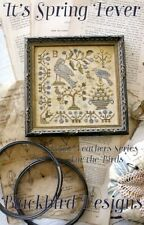 It's Spring Fever - Loose Feathers Series - Blackbird Designs New Chart