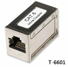 CablesOnline Rj45 CAT.6 Network F/F InLine Coupler