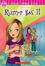 Rumor Has It (Candy Apple #23), Stephens, Sarah Hines, Hines-Stephens, Sarah, St