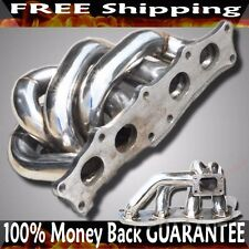 SS BOTTOM Mount Turbo Manifold for 89-98 Nissan 240SX S13 S14 CA18DET EngineONLY