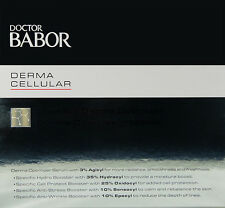 Babor Doctor Ultimate Derma Optimizer 1x 50ml & 4x 10ml Cellular  BRAND NEW