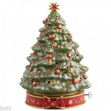 Villeroy & Boch Toy's Delight Large Christmas Tree w/ Music Box