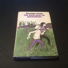 The Wild Hunt of Hagworthy Penelope Lively First Edition