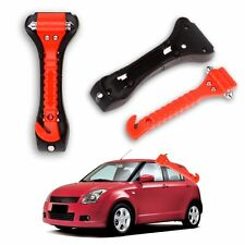 Emergency Hammer Car Safety Escape Glass Window Breaker Seat Belt Cutter Holder