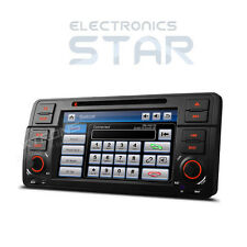 BMW E46 M3 330 Stereo Car CD DVD Player Radio GPS Sat-Nav Bluetooth Mirror Link