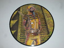 """BUDGIE - Keeping A Rendezvous - 1981 UK limited edition 7"""" vinyl PICTURE DISC"""
