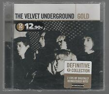 VELVET UNDERGROUND GOLD - 2 CD SEALED!!!