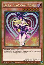 Dark Magician Girl - MVP1-ENG56 - Gold Rare - 1st Edition Yugioh Mint/Near Mint