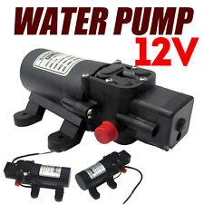 12V Automatische Druckwasserpumpe Auto Pumpe Trinkwasserpumpe Wasserpumpe 4,3L