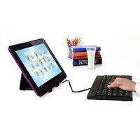 """7"""" Google Android 4.2 Tablet PC Dual Core Camera WiFi + Keyboard Stander Bundle"""