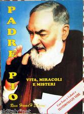 1996 PADRE PIO Vita Miracoli e Misteri - Rosa Hanna H. edizioni