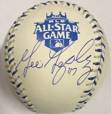 GIO GONZALEZ SIGNED RAWLINGS 2013 ALL STAR GAME BASEBALL WASHINGTON NATIONALS