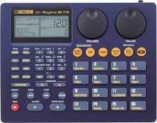 BOSS DR-770 DR RHYTHM DRUM MACHINE + MANUAL & POWER SUPPLY