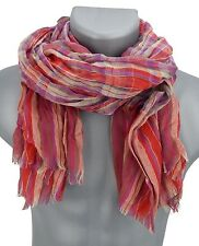 Men's Scarf red violet beige brown Ella Jonte Scarf new season fashion Scarf