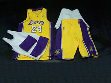 Enterbay Ver 2.0 Kobe Bryant 1/6 Lakers Home Team Jersey fit Jordan Body
