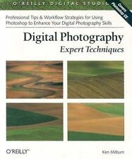 Digital Photography Expert Techniques (O'Reilly Digital Studio)-ExLibrary