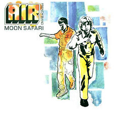 AIR MOON SAFARI NEW SEALED 180G VINYL LP & DOWNLOAD IN STOCK