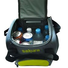 Sakura 12V Car, Motorbike, Boat & Travel 14 Litres Portable Cooler Fridge Bag