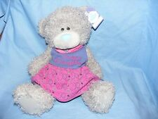 Me To You Tatty Teddy Blue Nose Bear Daughter G01W3278 Birthday Gift Present NEW