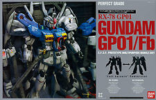 Bandai Gundam PG 1/60 GP01/Fb Plastic Model
