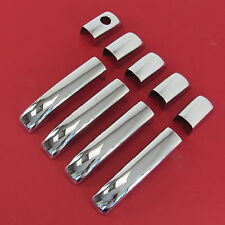 Chrome door handle cover kit for Land Rover Discovery II 2 TD5 GS Disco V8 LPG