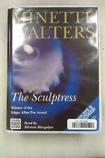The Sculptress by Minette Walters: Unabridged Cassette Audiobook (A2)