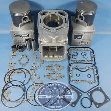 SKIDOO 800 2000-2006 00-06 CYLINDER TOP END GASKET PISTONS SET MXZ X SUMMIT GSX