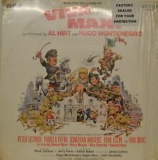 "OST - SOUNDTRACK - VIVA MAX! - HUGO MONTENEGRO   12"" LP (M958)"