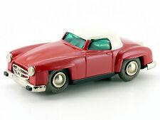 Schuco micro-Racer mercedes 190 sl rojo-blanco # 107