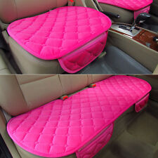 5 Seats Car Seat Decor Covers Anti-slip Warm Chair Soft Cushions High Resilience