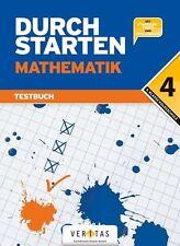 EMMERICH EDER - DURCHSTARTEN MATHEMATIK 4.SCHULJAHR. TESTBUCH MIT LöSUNGSHEFT