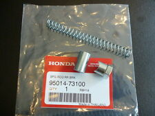 Honda cb500t cb550f cx500 cb650 cb750a Rear Brake Spring Joint Nut Set Genuine.