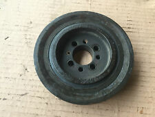 VW GOLF MK2 CORRADO 1.8 16V KR CRANKSHAFT V BELT PULLEY