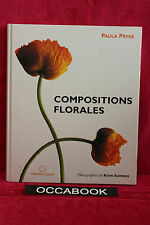Compositions florales - Paula Pryke et Kevin Summers
