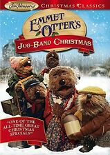 Emmet Otter's Jug-Band Christmas DVD NEW