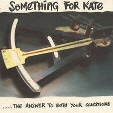 SOMETHING FOR KATE The Answer To Both Your Questions 7tk cd EP NEAR MINT