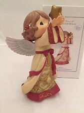 """Precious Moments """"Share The Gift Of Love"""" Figurine #131430 - Star with LED NIB"""