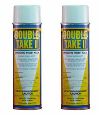 Armchem's - Double Take Dual Spray Action for Crawling & Flying Insects(2 Pack)