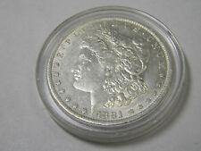 1881 Morgan One Dollar Silver Coin