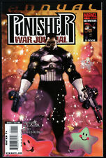 Punisher War Journal Annual #1 US Marvel Comic - Ultimatum - Joe Quesada NM NEU