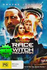 Disney's  ●● RACE TO WITCH MOUNTAIN ●● (Dvd,2009) Dwayne The Rock Johnson  *NEW*