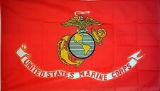 UNITED STATES MARINE CORPS 5 X 3 FEET FLAG flags USA U.S.A. U.S. MILITARY