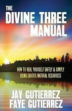 The Divine Three Manual : How to Heal Yourself Safely and Simply PAPERBACK