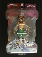 DC Direct Brightest Day Series 1 HAWKGIRL Action Figure NEW Sealed JLA