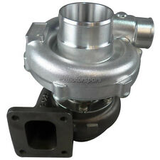 CXRacing Ceramic Ball Bearing T67 GT67 Turbo Charger 0.68 A/R T4 500+ HP Fast