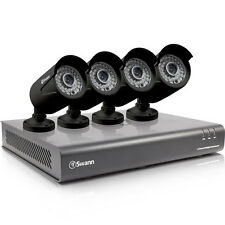 Swann SWDVK-844004-US 4 Camera 8 Channel  Video Security System