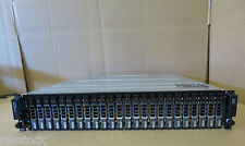 Dell PowerVault MD1220 SAS Storage Array DUAL 6GBps Controllers 24 x caddies