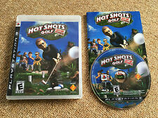 Hot Shots Golf Out Of Bounds -- Playstation 3 PS3 -- Complete -- UK Seller --