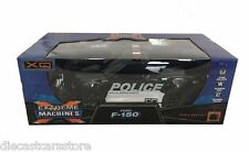 XQ 2014 Ford F-150 Pick Up Polic Radio Remote Control w/Light 1/18 3439PO